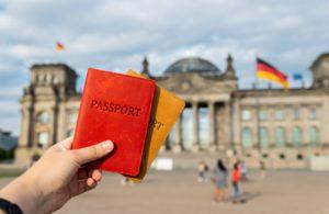 Гражданство германии этническим немцам
