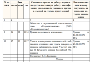 33 статья трудового кодекса рф при увольнении за что увольняют