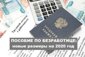 Пособие По Безработице В 2020 Году В Татарстане Сколько