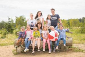 Какая Семья Является Многодетной Беларусь 2020 Год