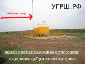 Грпш охранная зона 0 4кв