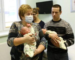 Что положено при рождении тройни