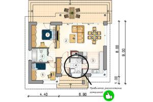 Минимальный размер жилой площади для прописки
