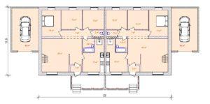 Двухквартирный дом является многоквартирным или нет