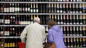 Время продажи алкоголя в брянской области
