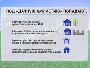 Можно ли с помощью декларации зарегистрировать дачный летний дом в 2020 году