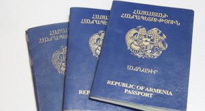 В каком возрасте получают паспорт в армении