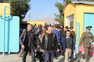 Амнистия в таджикистане 2020 год есть