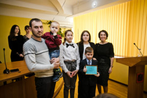Молодая семья оренбург 2020