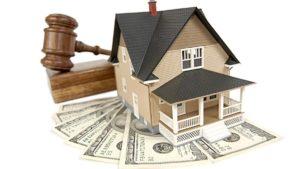 Может ли продать землю банку