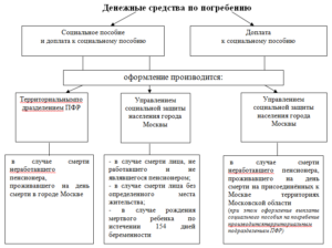 Компенсация За Погребение В Московской Области