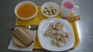 В школах москвы обеды вкусные и полезные