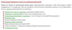Платят Ли За Капитальный Ремонт Ветераны Труда В Ростовской Области