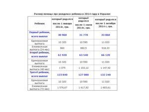 Пособия И Выплаты При Рождении Второго Ребенка В 2020 Году В Спб