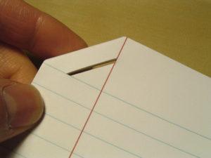 Как правильно скреплять документы степлером