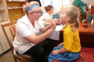 Медосмотр для воспитателей детских садов 2020