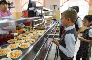 Стоимость питания в московских школах