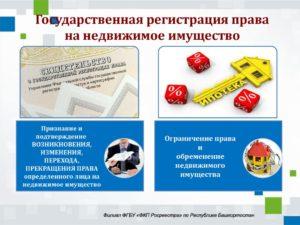 Государственная регистрация ограничения права что это значит