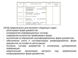 Где посмотреть окуд организации в каком документе