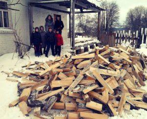 Где выписать дрова многодетным