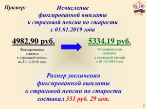 Что такое фиксированная пенсия