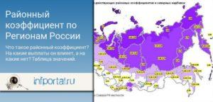 Красноярск Районный Коэффициент И Северная Надбавка 2020