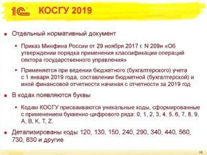 Печать Для Документов Косгу 2020