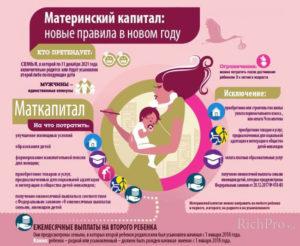 Материнский Капитал Добавка Будет