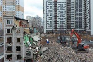 Последние Данные О Программе Реновации В Юао