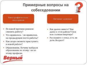 Вопросы для собеседования при приеме на работу юриста страховая компания