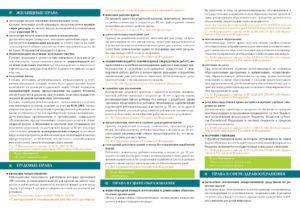 Права Родителей Детей Инвалидов В Трудовом Законодательстве 2020