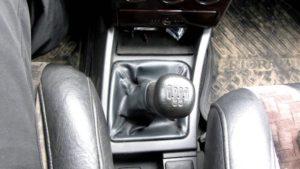 Ваз2110 как расположена переключение передач?
