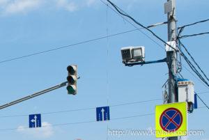 Может ли камера на светофоре зафиксировать проезд под кирпич
