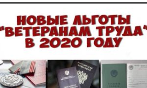 Льготы Ветеранатруда Федерального Значения В 2020 Г. В Томске И Томской Области