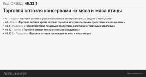 Оквэд По Торговле Металлопрокатом