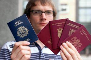 Можно ли в канаде иметь двойное гражданство