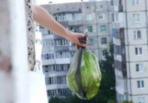 Выброс мусора из окна квартиры это правонарушение
