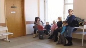 Многодетные семьи 2020 очередь в поликлинику
