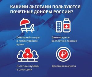 Почётный Донор Москвы Льготы И Выплаты