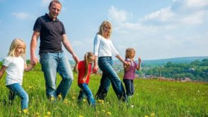 Многодетной семье дают землю новосибирск
