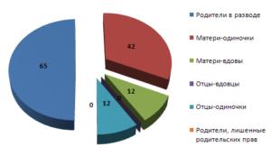 Количество Отцов Одиночек В России Статистика